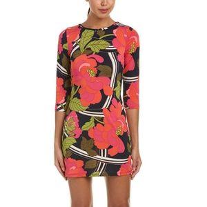 Trina Turk Tina Shift Dress - SMALL NWT